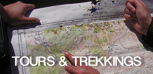 Tours en Trekkings Marokko