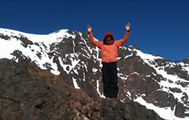 Toubkal beklimmen